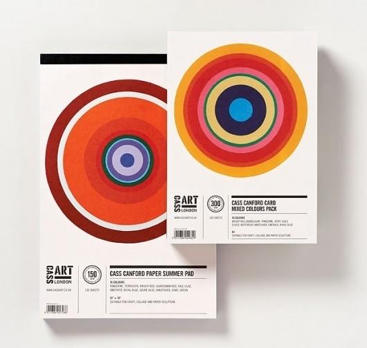 New at Pentagram | Pentagram #cass #design #circles #geometric #colors #package