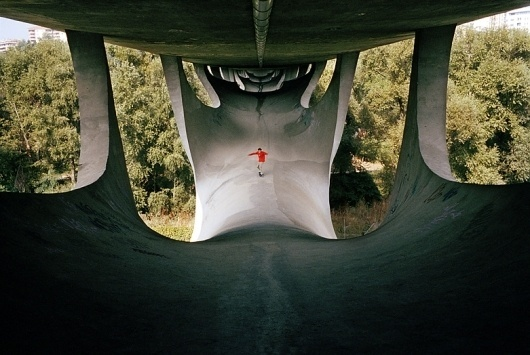 - Places : TODD JORDAN : #skateboard #photography #architecture #bridge