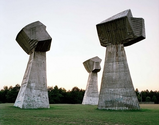 25 Abandoned Yugoslavia Monuments that look like they're from the Future | Crack Two #sculpture #soviet
