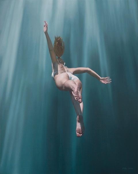 Joel Rea   PICDIT #painting #artist #art
