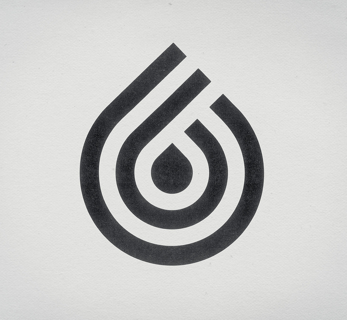 Retro Corporate Logo Goodness_00048 (Barkow Petroleum) #inspiration #logo #design #retro