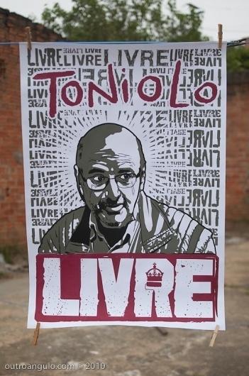 Outro Ângulo Fotografia: Toniolo Livre #livre #toniolo #poster