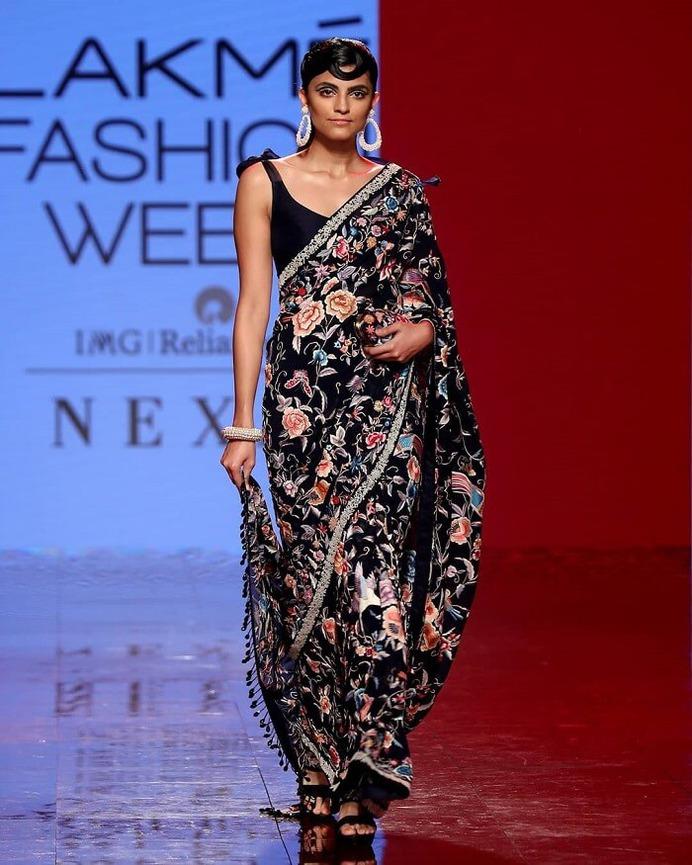 #Day3 - Lakme Fashion Week Summer/Resort 2020 at Jio Garden, Mumbai, India