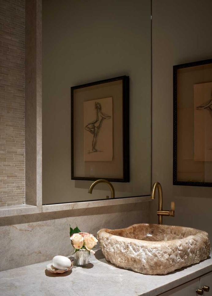 bathroom, vessel sinks, Texas / Dick Clark + Associates
