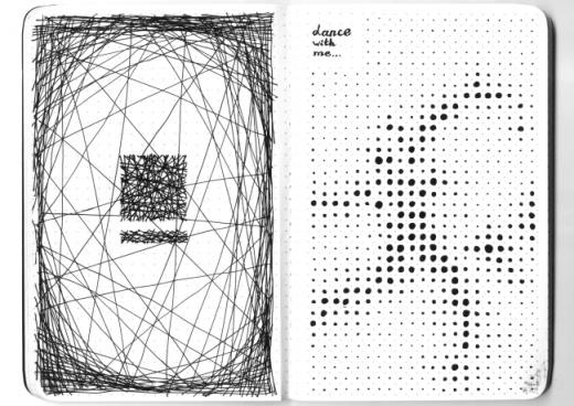 My Sketchy Sketches VOL.2 on the Behance Network #steep #behance #beka #moleskine #notebook #sketch #pkhakadze