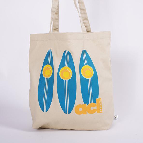 Austin City Limits bag #festival #print #design #shirt #printing #illustration #typograph #shirts