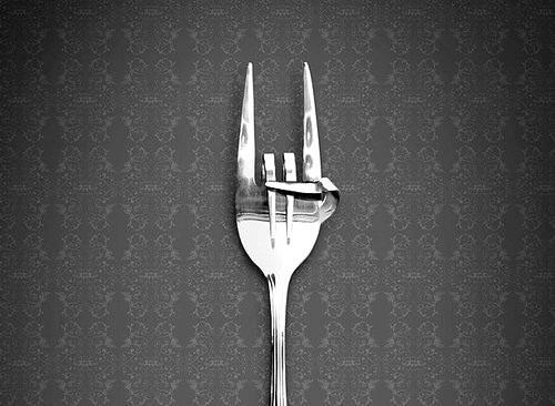 Metal #rock #n #roll #fork