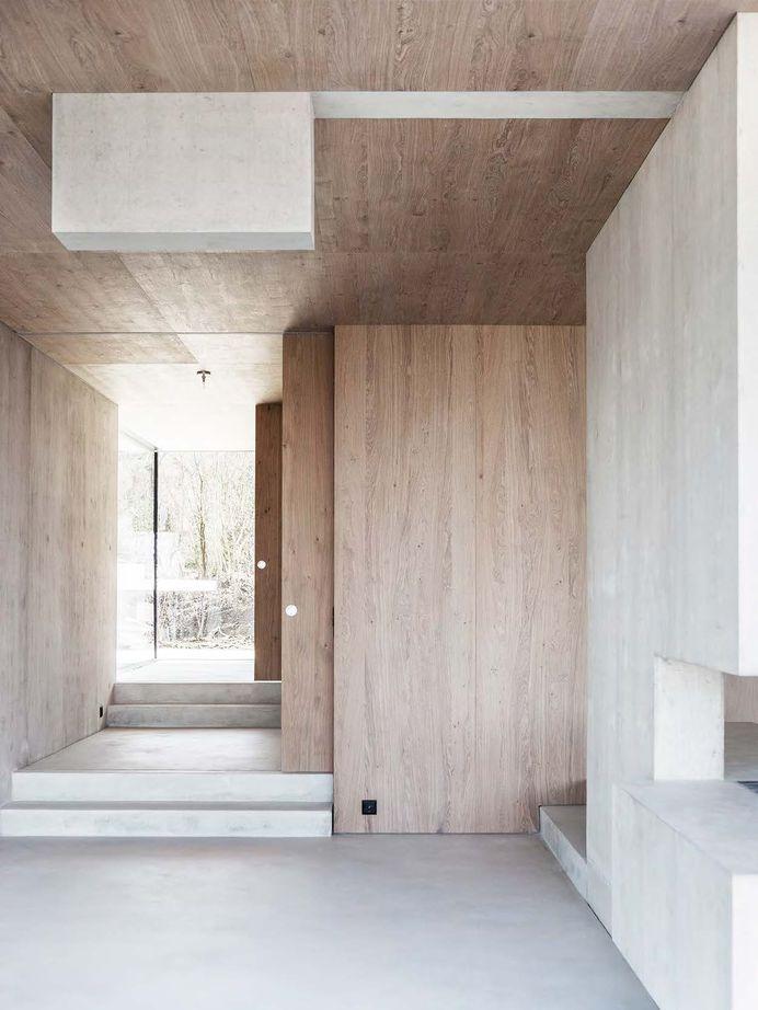 House in Riehen by Lukas Raeber