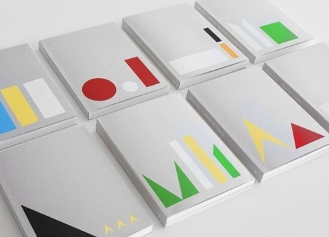 FFFFOUND! #design #book #geometric #identity #scandinavian