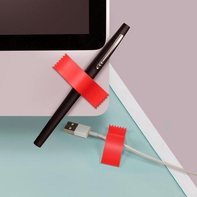 Stick Ups Cable Organizer #tech #flow #gadget #gift #ideas #cool
