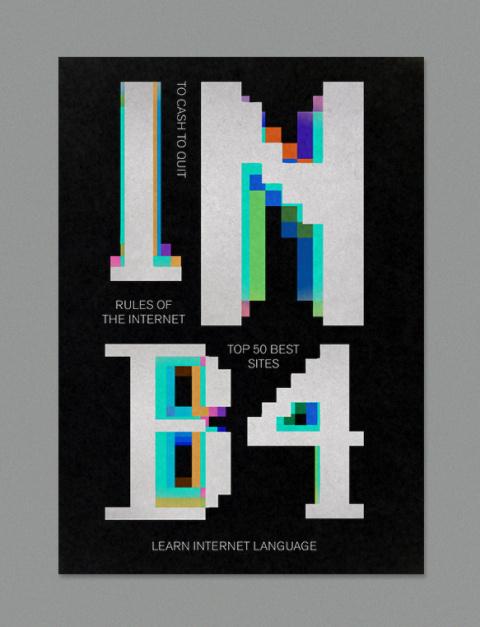 Bas van der Burgh | PICDIT #design #graphic #art #poster #type