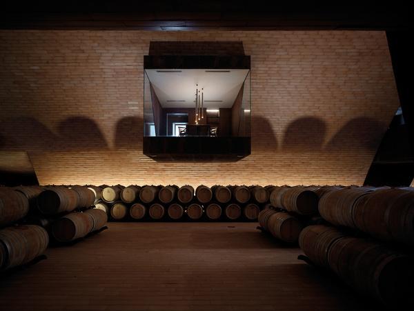 CJWHO ™ (Antinori Winery / Archea Associati) #design #wood #photography #architecture #italy #winery