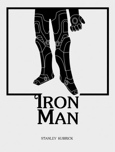 Whitechapel - ALTERNATE WORLD REMAKE/REMODEL: Stanley Kubrick's IRON MAN