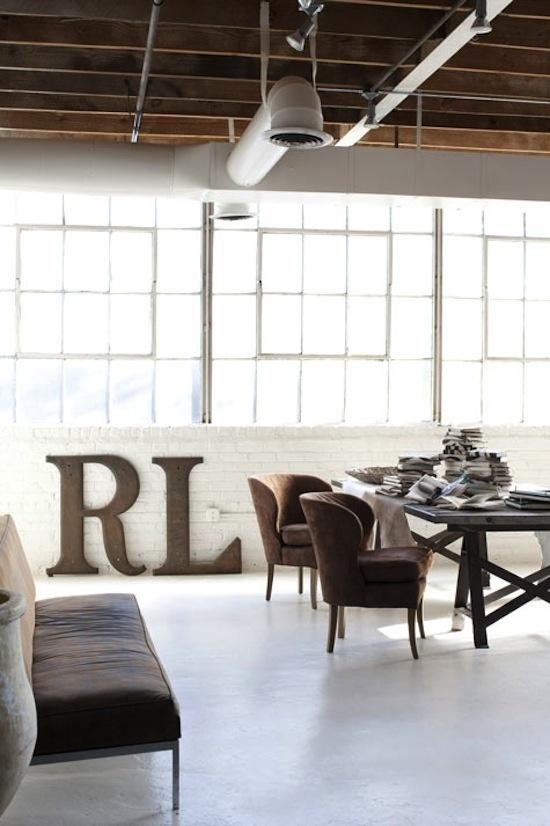 The Design Chaser: Letter Love #interior #letters #design #decor #deco #decoration