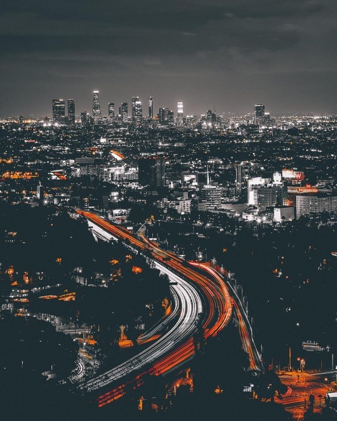 Stunning Urban Instagrams by Cory Gruenfeld