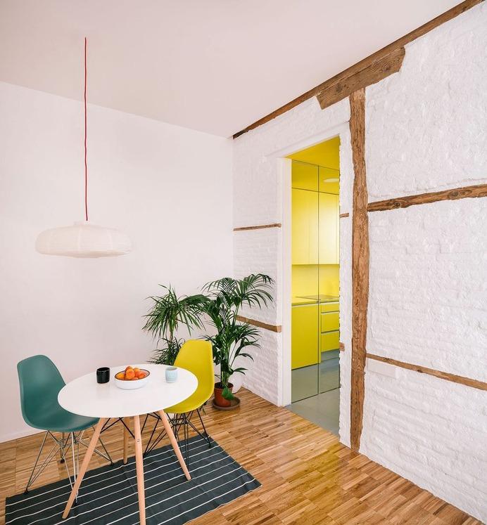 Flat Renovation in Madrid / gon- Gonzalo Pardo