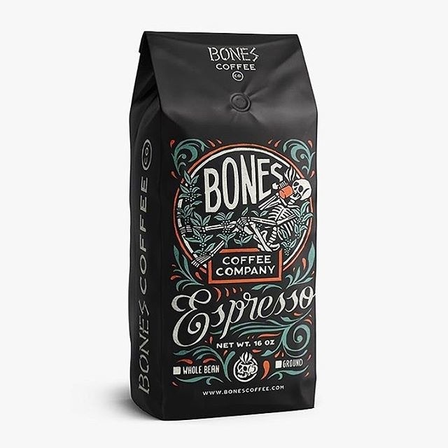 Bones Coffee Co. by Joshua Noom