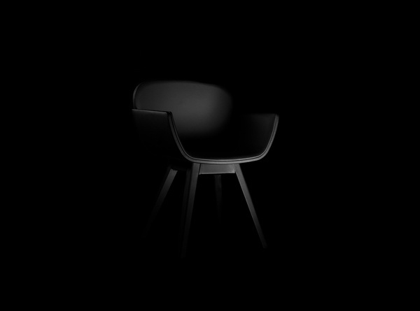 Suri Chair by Pedro Gomes #chair #furniture #minimal #minimalism