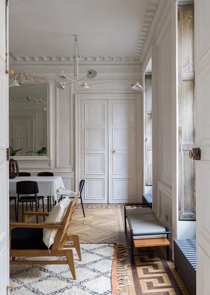 Apartment XII in Paris / Studio Razavi Architecture
