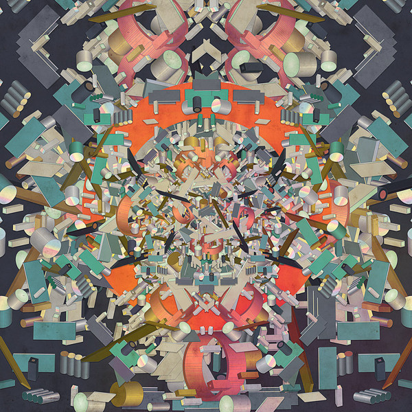 Geometrica on the Behance Network #print #shapes #geometric