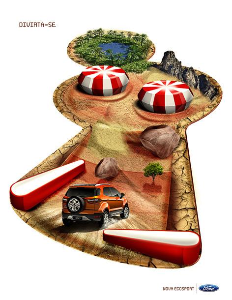 Pin Ball #ads #campinas #marinelli #ball #rodrigo #pin #game #brazil #car