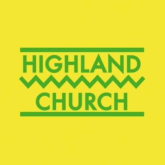 All sizes | Highland Church | Flickr - Photo Sharing! #design #lines #square #typography