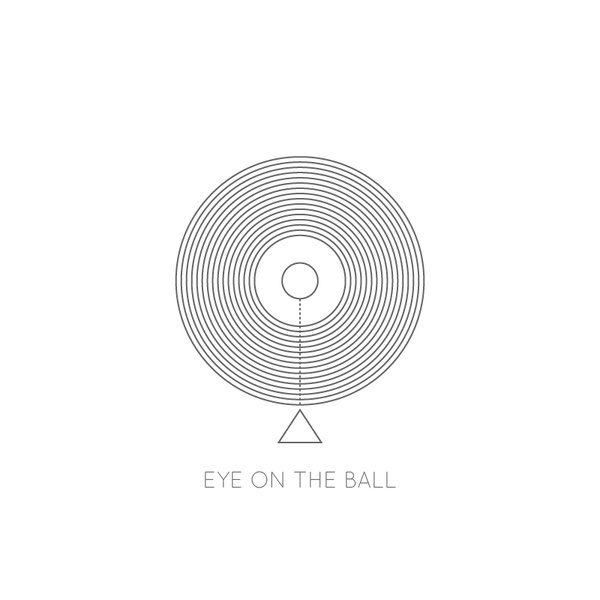 Eye on the Ball by Doris Yee #rings #iconography #icon #design #graphic #geometric #illustration