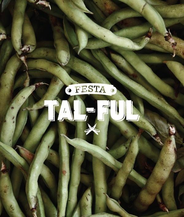 Festa Tal Ful on Behance #branding