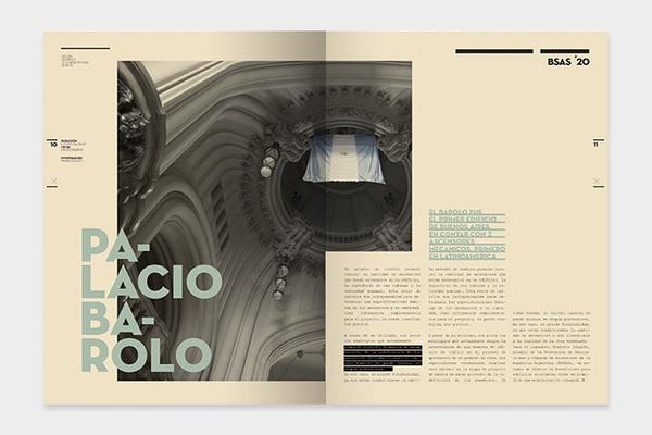 BANDO | revista vuelco #spread