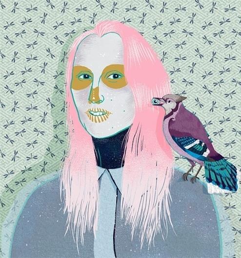 Star Women, Eirian's Portfolio #illustration #girl