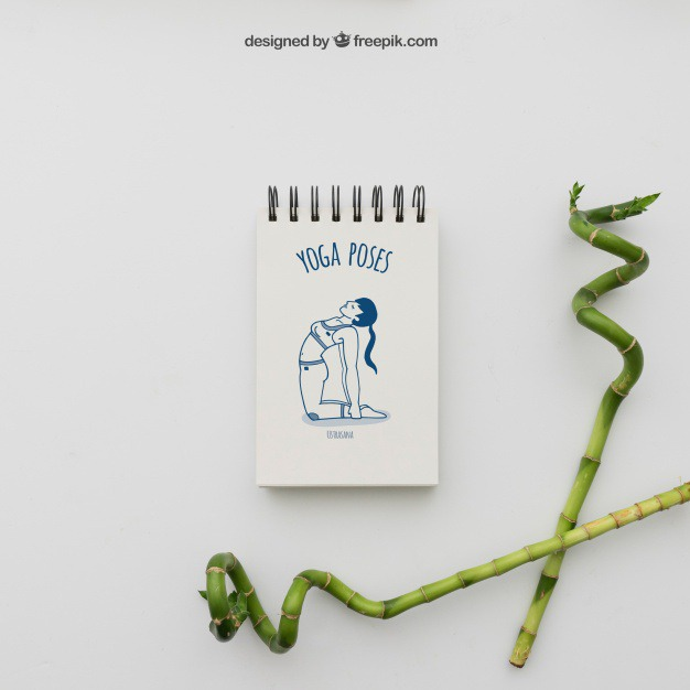 Yoga pose drawing on notepad Free Psd. See more inspiration related to Mockup, Spa, Health, Cute, Yoga, Mock up, Decoration, Drawing, Bamboo, Healthy, Decorative, Peace, Mind, Balance, Relax, Meditation, Notepad, Wellness, Healthy lifestyle, Lifestyle, Up, Relaxation, Composition, Mock, Peaceful, Sticks, Pose, Yoga pose and Inner on Freepik.