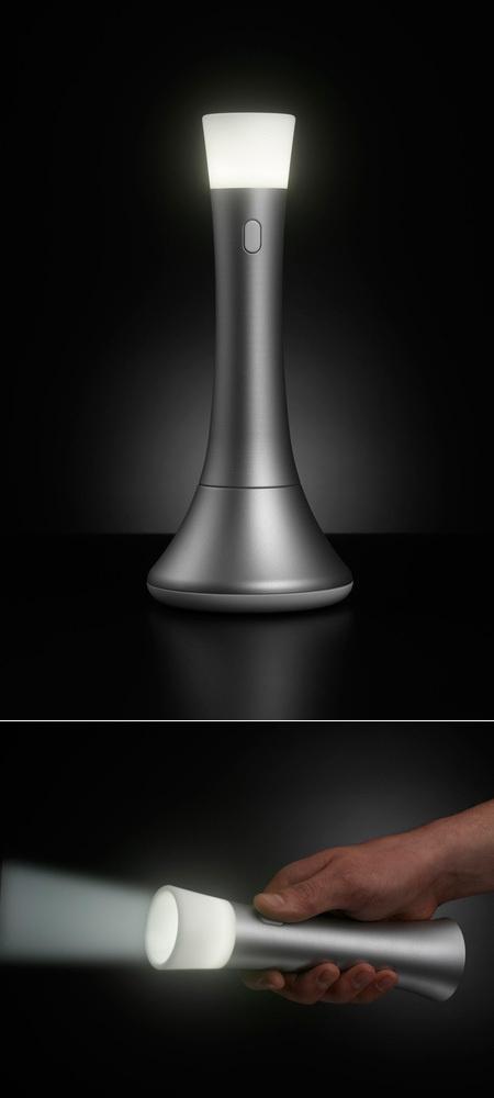 Trioh Flashlight #flash #design #light #industrial