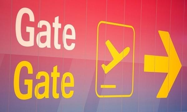 Corporate & Brand Identity - CPH Go, Denmark on the Behance Network #signage #color #denmark