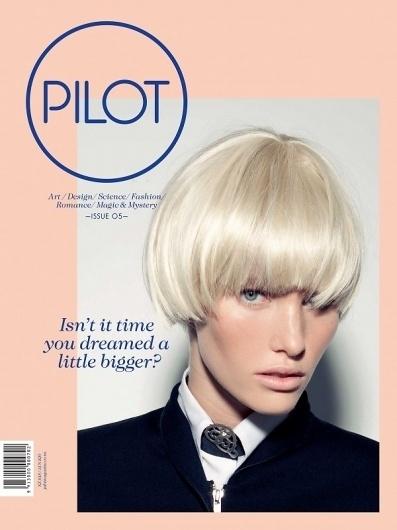 Pilot Magazine #pilot #design #magazine