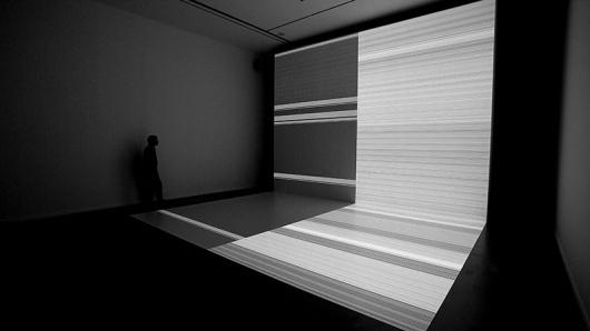 ryoji ikeda |test pattern #pattern #test #installation
