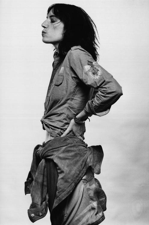 Patti Smith #photo