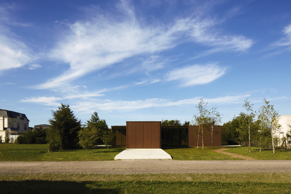 Saenz House by adamo-faiden #minimalist #architecture #house