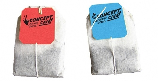 –Concept Café : Mikael Fløysand #packaging
