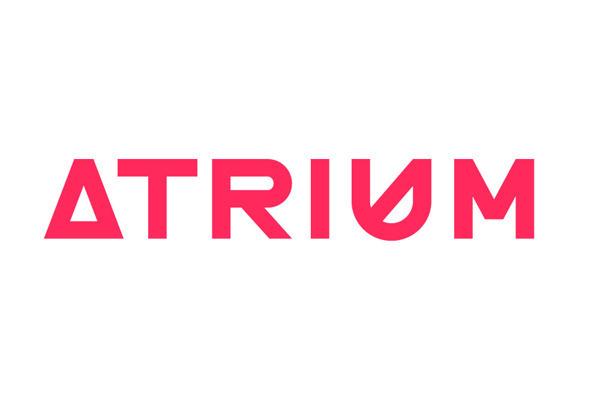 atrium_01 #logotype #identity