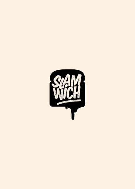 Slamwich: Hip-Hop & Rap Cafe on Behance
