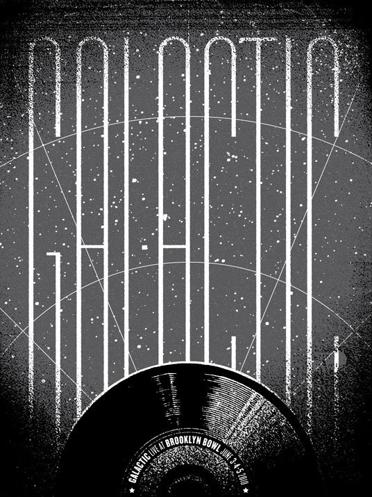 galactic poster final.jpg (536×715) #type #galactic #space #poster