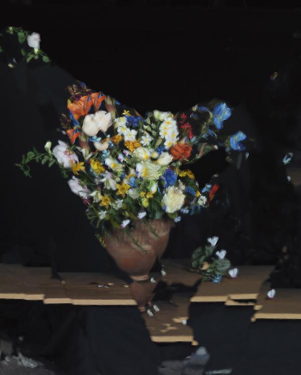 Ori Gersht | PICDIT #photo #design #photography #art #flower