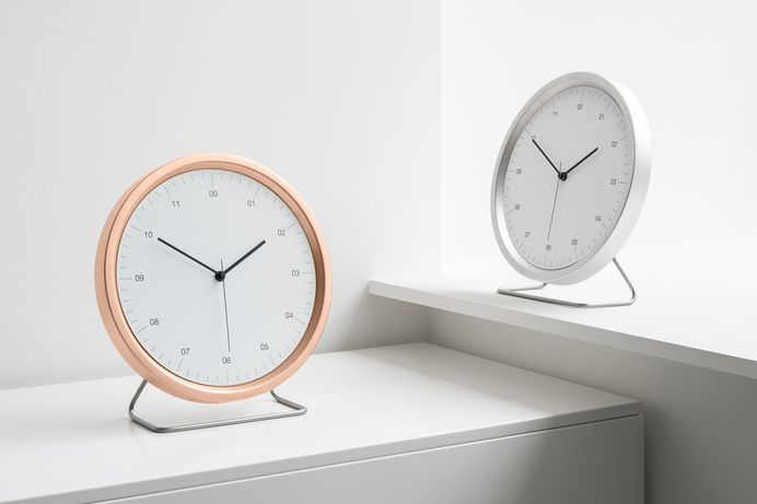 A-Series Clock by Instrmnt