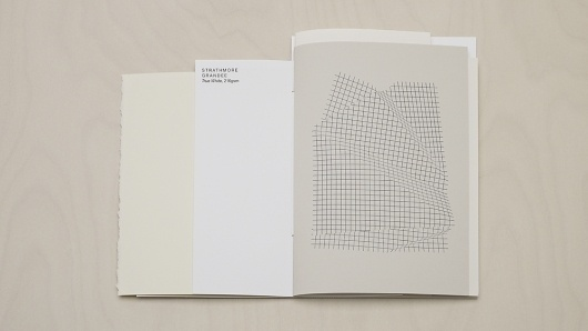 MadeThought × GF Smith — SI Special | September Industry #grid #design #paper #book