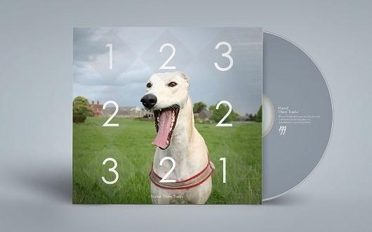 Manuk 3 tracks - ignacio fretes #packaging #design #case #bum #music #cd