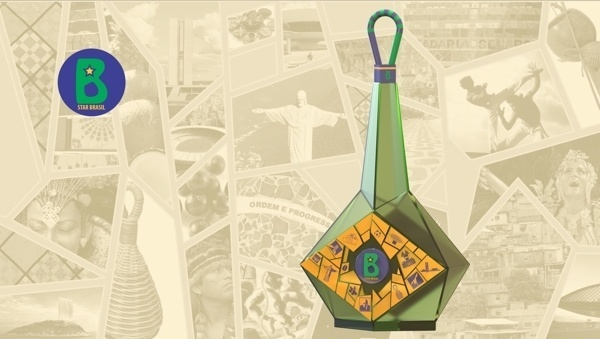 Star Brasil packaging design #packaging #brazil #design #brasil