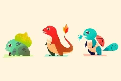 tumblr_livne3z9eR1qbc7d1o1_500.jpg (500×335) #illustration #pokemon