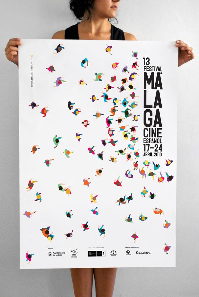 poster #demalaga #posterfestival