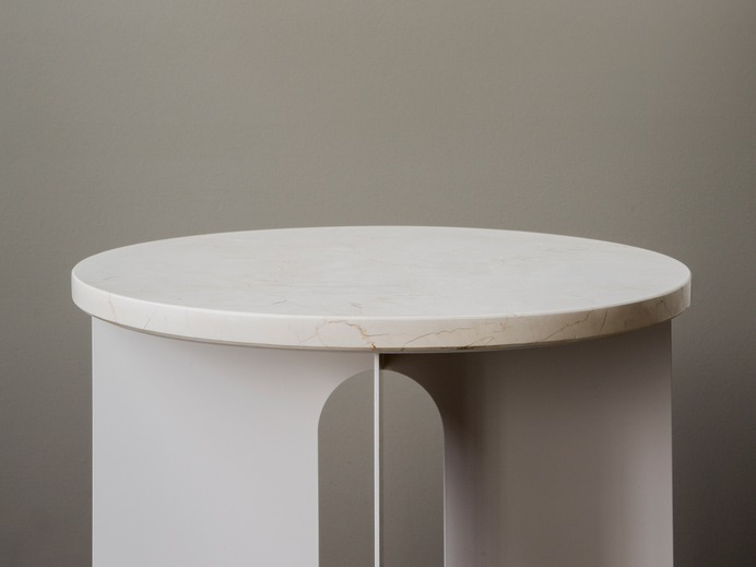 Androgyne Side Table by Danielle Siggerud