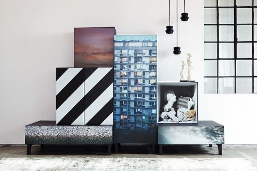 diesel + moroso: mindstream cabinet #furniture #cabinets
